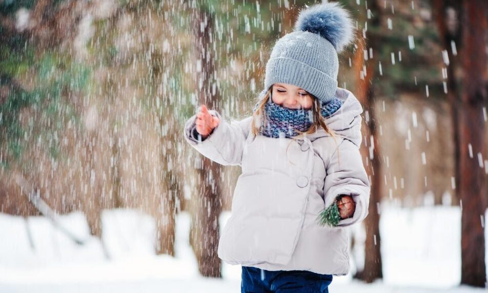 How to keep your toddler warm during winter months